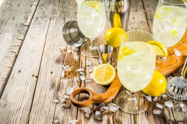 St germain french spritz cocktail
