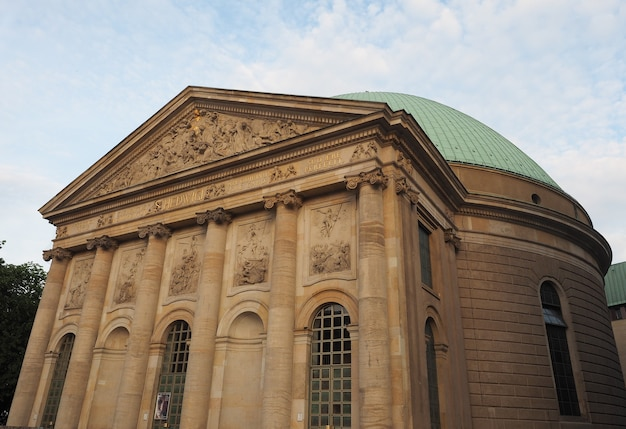 St hedwigs cathedrale in berlin