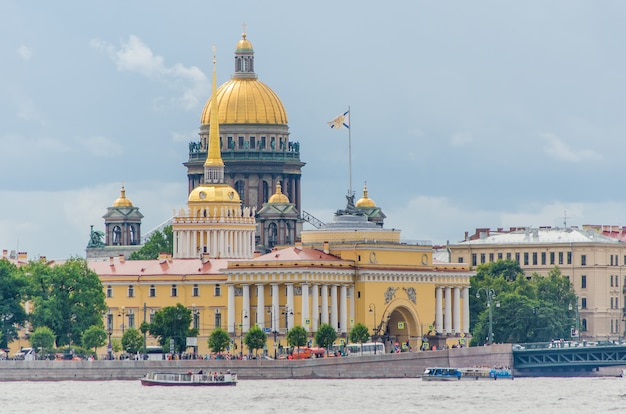 St. isaac's cathedral, saint-petersburg, russia