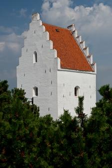 St laurenti church in skagen