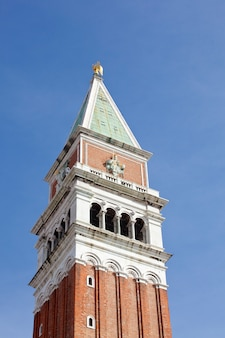 St. marco bell tower, venice