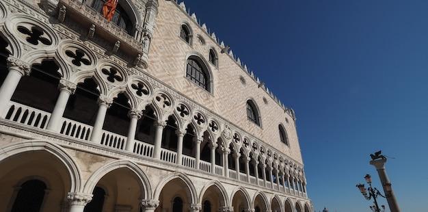 ヴェネツィアのサンマルコ広場