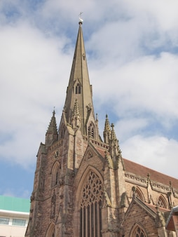 Церковь святого мартина, бирмингем