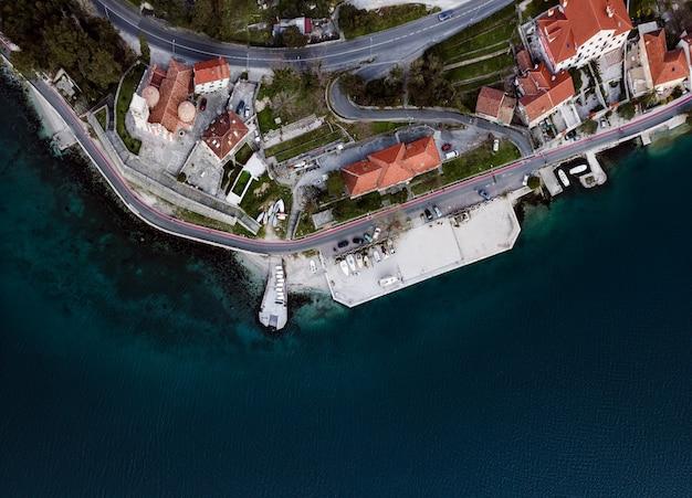 Церковь святого матфея церковь святого матея в доброте части старого города котор в черногории