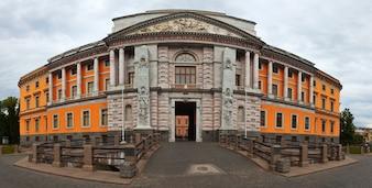 St. Michael's Castle in Saint Petersburg