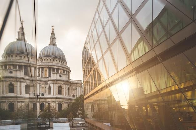 ロンドンのセントポール大聖堂