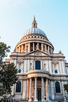 St. paul's cathedral church in london.