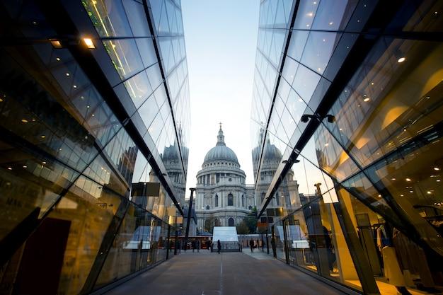 Собор святого паулса, лондон, великобритания