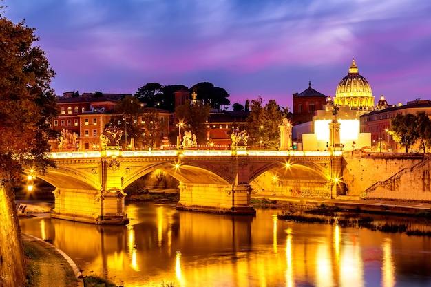 バチカンのサンピエトロ大聖堂。