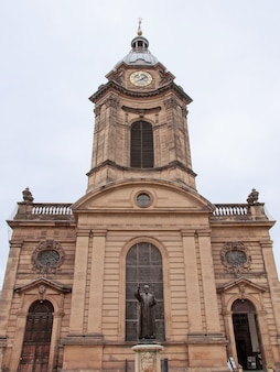 Собор святого филиппа, бирмингем