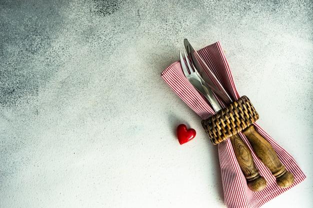 St. valentine day card background