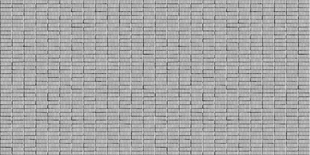 スタックボンド灰色のレンガの壁シームレスパターン背景テクスチャ