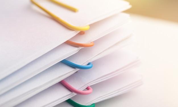 Концепция стопки документов