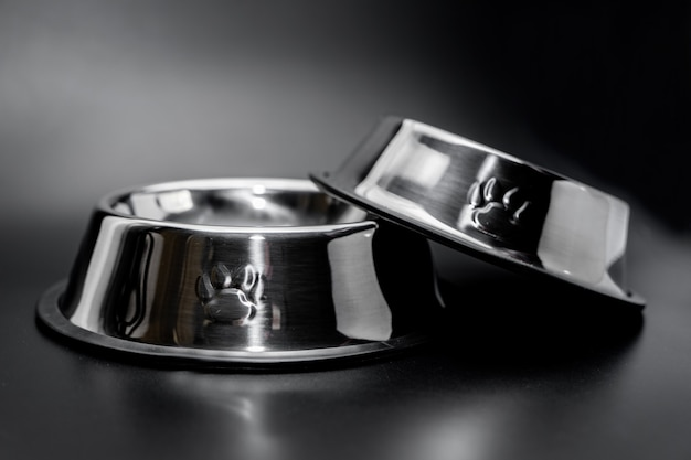 Stack stainless bowl for pet