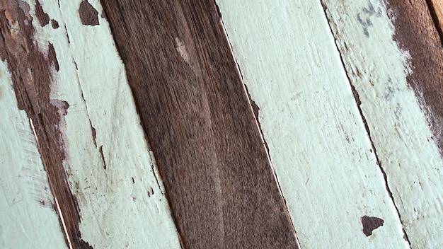 누적 된 오래 된 나무 판자 배경