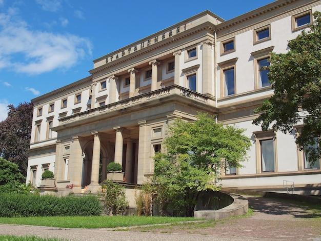 Stadtbuecherei (городская библиотека), штутгарт