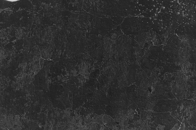 Stained black surface