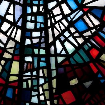 ステンドグラス教会の窓