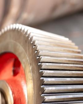 Stainless steel cogwheel
