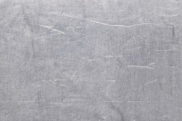 Металлическая текстура из нержавеющей стали, фон серебряная пластина.