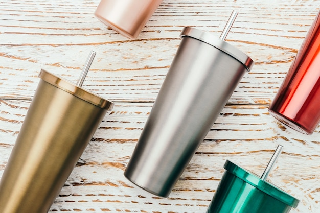 Stainless and tumbler cup