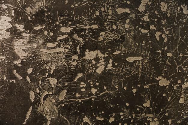 Macchie sul muro di cemento scuro