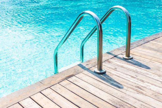 Stair pool