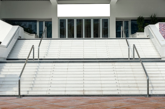 Stairs in cannes