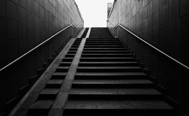 Stairs going up
