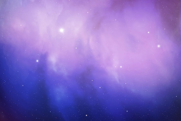 Star system with pastel gradient.
