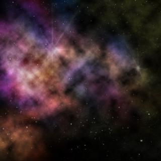 Starfield  sky