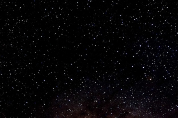 Stars and galaxy outer space sky night universe black starry of shiny starfield