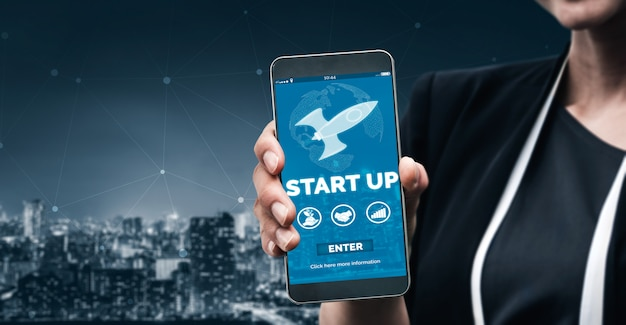 Start up business of creative people