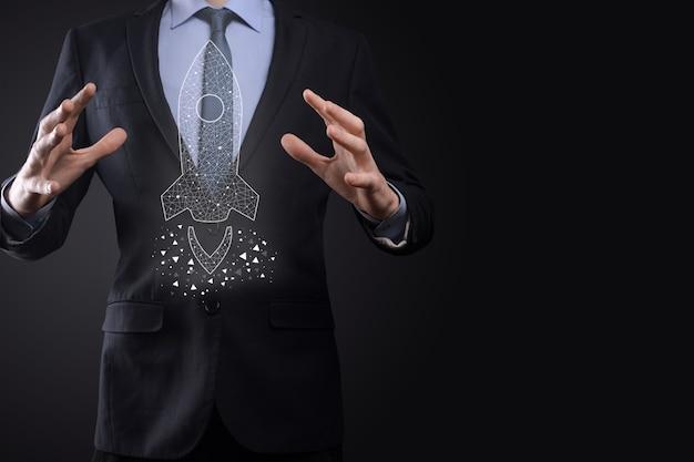Бизнес-концепция запуска