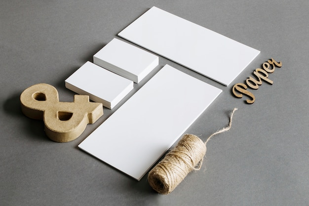 Stationery concept