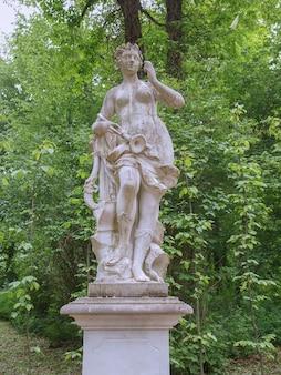 공원 상수시 포츠담의 동상