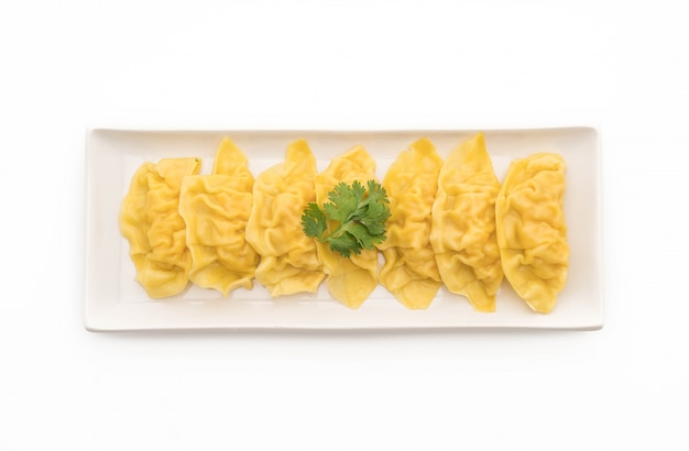 찐 새우 만두 딤섬