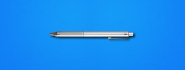 Steel metal pen