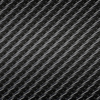 Steel wire rope cable background illustration