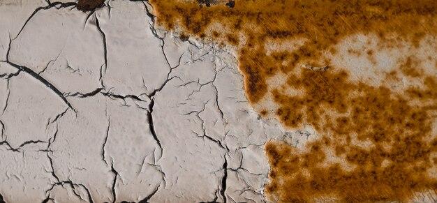 Steel zinc rust background, abstract