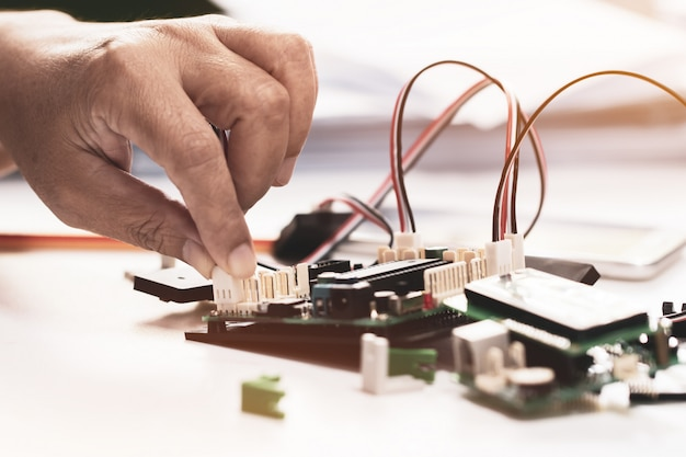 Stem education for learning, электронная доска для программирования робототехнической электроникой