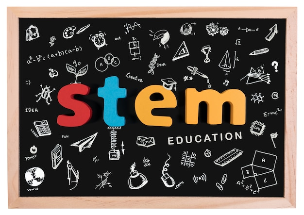 Stem education. science technology engineering mathematics.