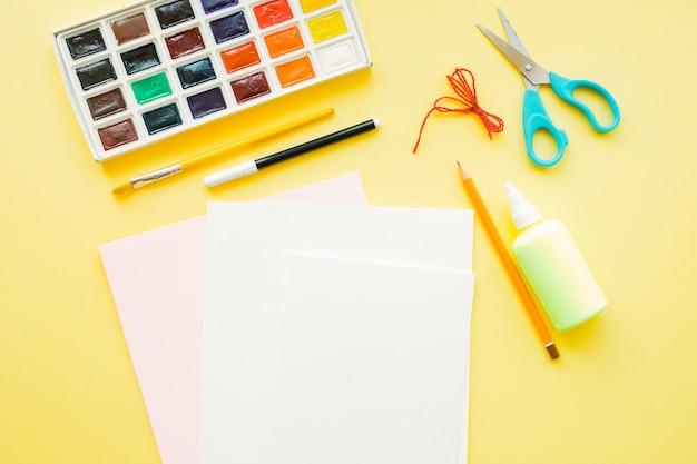 Пошаговая инструкция по созданию пасхальной открытки