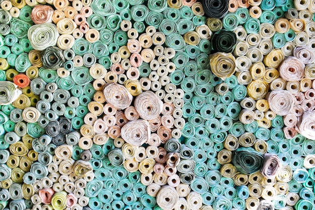 Шаг, как сделать из бумаги шелковицы и изделий из бумаги шелковицы.