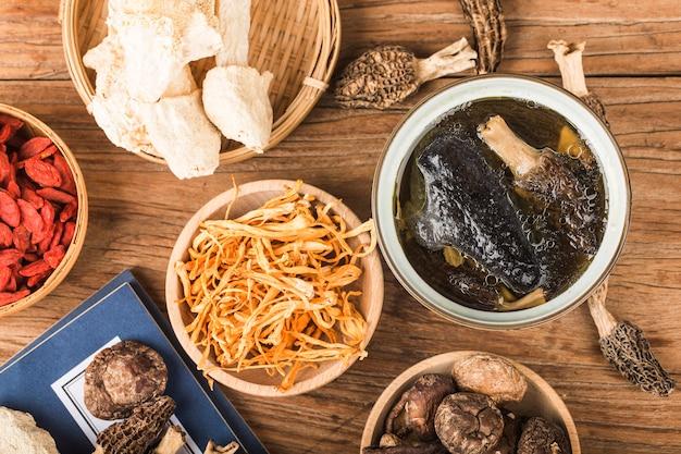 Stewed chicken, chinese cuisine
