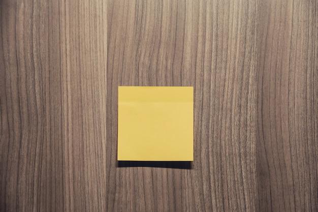 Stick paper note
