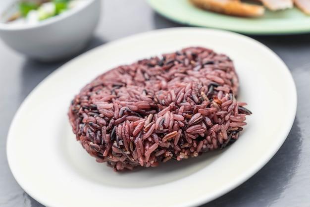 Sticky rice berry