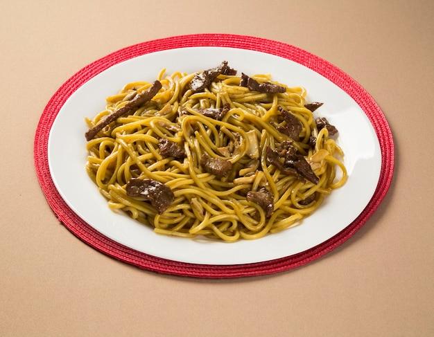 볶음면, 차우 멘, 중국 요리