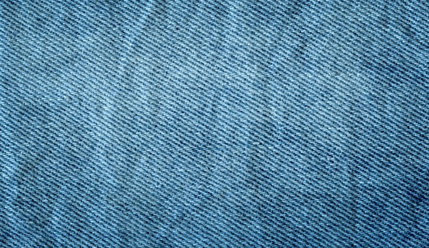 Stitched texture denim jeans background