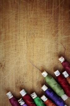 Stitching yarns